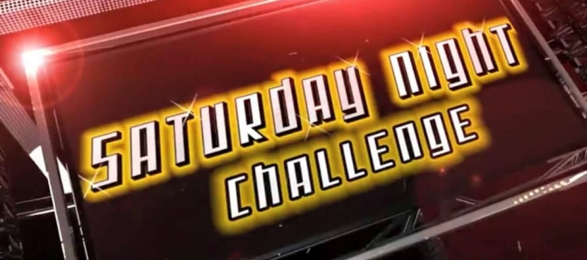 "Veröffentlichtungs-Termine ""Saturday Night Challenge"" Tapings"
