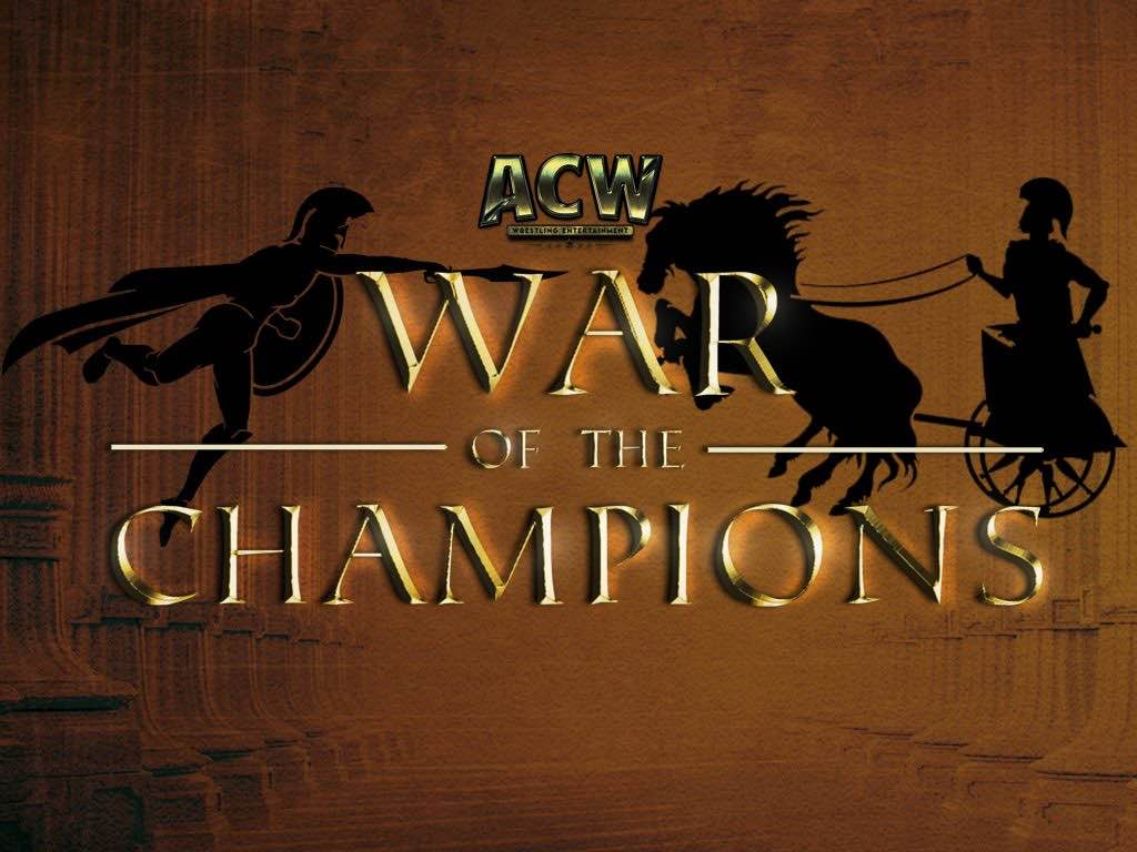 Ergebnisse ACW War Of The Champions 2019